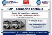 Curso CEFTRAL de formación continua CAP