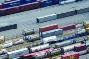 El ferrocarril pierde cuota en transporte de vehículos nuevos