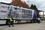 Schmitz Cargobull presenta Power Curtain a clientes del centro de España