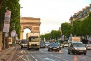 Los camiones que circulen por Francia deberán señalizar sus ángulos muertos a partir de 2021