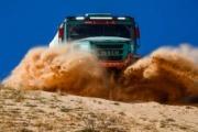 El equipo Petronas De Rooy Iveco hace balance de su Dakar 2020