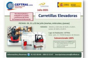 Curso CEFTRAL de carretillas elevadoras