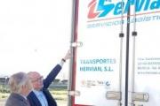 Froet se interesa por los sistemas antipolizones para el transporte internacional hacia Inglaterra