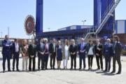 El Puerto de Bilbao inaugura la ampliación de su terminal ferroviaria