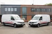 Sorigué adquiere los primeros seis Volkswagen e-Crafter de España