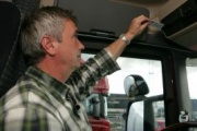 Cómo usar las tarjetas de conductor para el tacógrafo durante el estado de alarma