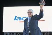 LACMA recibe un reconocimiento en Panamá