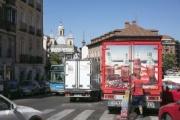 El Ayuntamiento de Madrid presenta un plan de ayudas a la renovación de flotas para la distribución urbana
