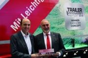 Kögel, reconocida con el premio Trailer Innovation por su gama Novum