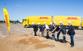 DHL contará con un nuevo centro de carga en Hannover-Lagenhagen