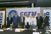Asamblea General CETM: Ovidio de la Roza insta a trabajar con más unidad, fortaleza y firmeza que nunca