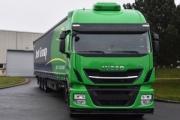 El Grupo Jost adquiere 30 camiones Iveco Stralis NP
