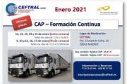 Cursos CAP de CEFTRAL
