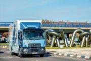 Prueba de camión Renault Trucks D wide  r4x2 320