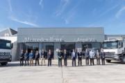 El Grupo Angal inaugura un nuevo concesionario Mercedes-Benz
