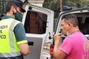 Campaña de la DGT para detectar alcohol o drogas en los conductores