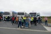 El transporte gallego apoya el carbón