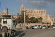 Baleares suspende la prohibición para 2025 de circulación de vehículos diésel