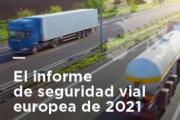 Informe sobre seguridad vial para flotas comerciales de Webfleet