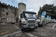 Los municipios del Bajo Tiétar recogerán residuos con seis camiones Scania