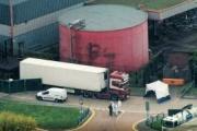 Conmoción en el transporte por el hallazgo de 39 cadáveres en el interior de un camión en Inglaterra