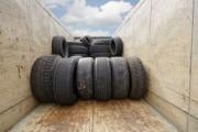 En 2018 se recogieron 82.383 toneladas de neumáticos usados