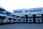 Sealog adquiere siete camiones seminuevos de Iveco con Muy Renting