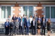 El Rey recibe en audiencia a la Asociación Ferroviaria Española