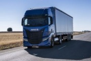 El Iveco S-WAY NP de gas natural, a la conquista del transporte por carretera