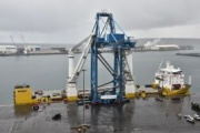 El Puerto de Bilbao movió casi 18 millones de toneladas en el primer semestre