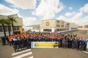 La fábrica de Iveco en Valladolid consigue el nivel oro del programa WCM