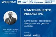 3 de marzo, webinar gratuíto sobre mantenimiento predictivo impartido por Cojali. Reserva tu plaza