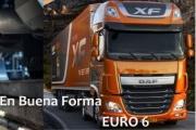 Tu camión DAF Euro 5 y Euro 6 en buena forma con piezas originales DAF y TRP