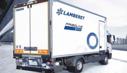 Lamberet mostrará sus novedades para el transporte en Solutrans