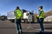 Almería restringe el paso de camiones en la A-7 una hora al día entre semana