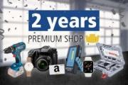 Segundo aniversario de la Premium Shop de DT Spare Parts