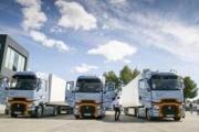 Renault Trucks presenta las novedades para el ahorro de consumo