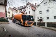 Stuttgart planta cara a la contaminación con la ayuda de Allison