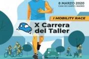ASETRA convoca la X Carrera del Taller