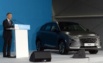 """Hyundai apoya la sociedad del hidrógeno con su """"FCEV Vision 2030"""""""