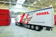 La gama Novum de Kögel, ya disponible con lona FastSlider
