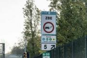 Nueva señal de Tráfico para indicar las zonas de bajas emisiones