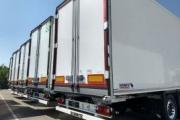 Acotral adquiere 200 semirremolques frigoríficos Schmitz Cargobull