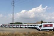 IRCO adquiere 20 Renault Master