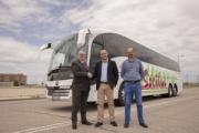 Socibus adquiere seis autocares MAN Lion's Chassis EfficientLine