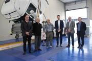 Scania visita las instalaciones de Primafrio