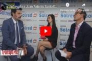 Vídeo Entrevista a Juan Antonio Santo Domingo de JASDE - Protagonistas del Transporte Congreso CETM