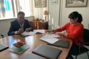 Asetrabi y Ave-bie firman un convenio de colaboración