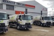 Ilnet incorpora 11 Renault Trucks D a su flota