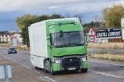 Prueba Camión Renault Trucks T 440 Optifuel